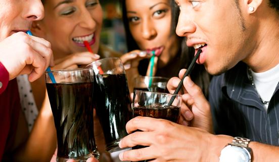 Cola ist gesund