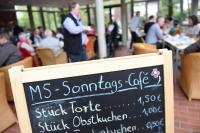 Treffen im MS-Café